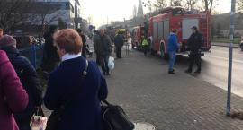 Ewakuacja dworca autobusowego w Toruniu. Co się dzieje?