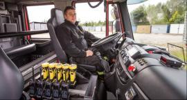 Nowoczesne samochody ratowniczo-gaśnicze dla strażaków ochotników