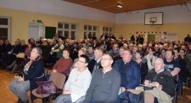 Mieszkańcy gminy Lubicz chcą czystego powietrza. Tłumy zainteresowane nowym programem [FOTO]