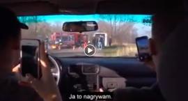 Mocny filmik udostępniony przez strażaków ze Złotorii. Daje dużo do myślenia... [WIDEO]