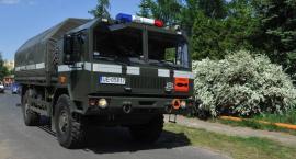 Akcja policji i saperów! Znaleziono materiały militarne [PILNE]