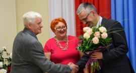 Nowy wójt gminy Lubicz po raz pierwszy spotkał się z sołtysami [FOTO]
