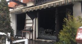 Spłonęła popularna toruńska restauracja [FOTO]