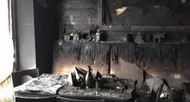 To było celowe podpalenie!? Poruszający wpis właścicieli Restauracji Weranda Chełmińska [NOWE FOTO]