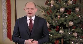 Życzenia od marszałka województwa, Piotra Całbeckiego [WIDEO]