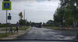 Tak jeżdżą kierowcy przez feralne przejście dla pieszych przy ul. Grudziądzkiej [WIDEO]