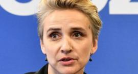 Policja chce ukarania Joanny Scheuring-Wielgus. Odpowiedź posłanki krótka, ale znacząca...