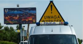 Kolejne potrącenie na przejściu dla pieszych w Toruniu