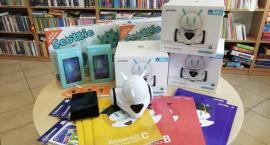 Podtoruńskie biblioteki otrzymały nowoczesne roboty