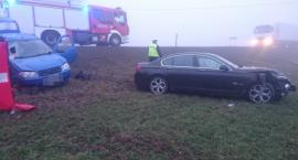 Śmiertelny wypadek na trasie Toruń-Kowalewo [FOTO]
