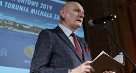 """List z nabojem i groźbą śmierci. Prezydent Torunia Michał Zaleski na """"liście celów"""""""