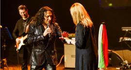 Marco Bocchino zaśpiewał dla kobiet w CKK Jordanki [FOTO]