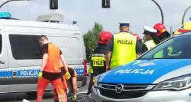 Śmiertelne potrącenie rowerzystki w Toruniu. Śledczy: rosyjski siatkarz współwinny tragedii