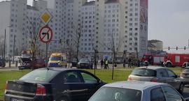 Uwaga! Na Rubinkowie zderzyły się dwa samochody - na miejscu policja i straż [FOTO]