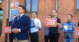 """Sławomir Mentzen """"jedynką"""" do europarlamentu, ale nie z Torunia"""