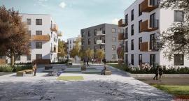 """Oto osiedle, które powstanie w ramach programu """"Mieszkanie Plus"""" w Toruniu [FOTO]"""
