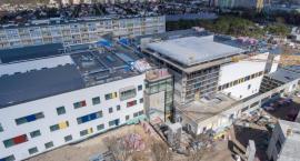 Finisz budowy nowego kompleksu Wojewódzkiego Szpitala Zespolonego w Toruniu