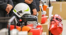 Nowoczesny sprzęt dla strażaków z OSP [FOTO]