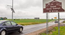 Droga z Kowalewa do Golubia-Dobrzynia gotowa