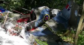 Katastrofa samolotu na oczach dzieci. Zginął pilot z Torunia [FOTO]