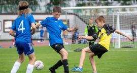 Przyszłe gwiazdy futbolu rywalizowały o prestiżowy puchar w Toruniu [FOTO]