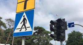 Uwaga kierowcy! W Toruniu są problemy z sygnalizacją świetlną [FOTO]