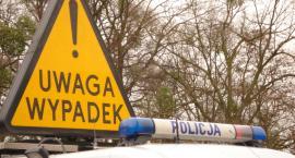 Śmiertelny wypadek na trasie Toruń-Bydgoszcz [PILNE]