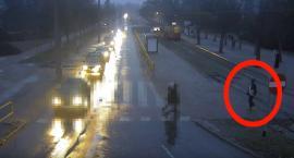 Kto skoczył ze starego mostu w Toruniu? [WIDEO]