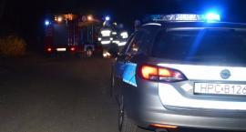 Śmiertelny wypadek pod Toruniem. Jedna osoba nie żyje, są ranni