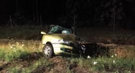Śmiertelny wypadek w Małej Nieszawce. Nie żyje 43-letni mężczyzna [FOTO]