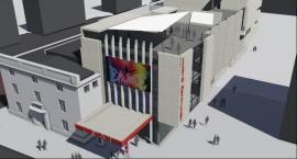 Toruńskie kino stanie się architektoniczną perełką za ponad 26 mln zł [WIZUALIZACJE]