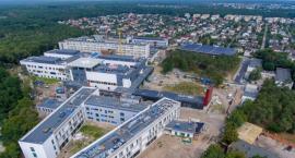 Czas na przenosiny oddziałów do nowych budynków Szpitala na Bielanach
