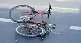 Wypadek w Toruniu. 11-letnie dziecko wjechało rowerem pod koła samochodu!