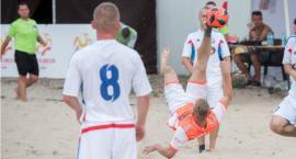 Zgoda Chodecz najlepsza w Toruńskiej Lidze Beach Soccera