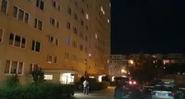 Kolejny tragiczny wieczór przy ul. Gagarina w Toruniu