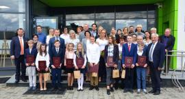 Oto najzdolniejsi uczniowie z gminy Łysomice [FOTO]