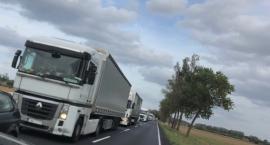 Wypadek pod Toruniem. Droga całkowicie zablokowana! [PILNE]