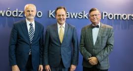 Ambasadorzy Belgii i Chorwacji w Toruniu