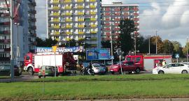 Uwaga kierowcy! Wypadek przy Alei 700-lecia w Toruniu [FOTO]