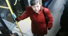 Policja poszukuje kobiety, która jechała autobusem MZK [FOTO]