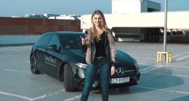 Finalistka Miss Polonia Karina Tryba przetestowała auto, które można zdobyć w Toruń PLAZA