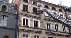 Pożar mieszkania na Starówce. Zginęła 74-letnia kobieta [FOTO]