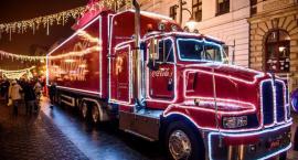 Świąteczna ciężarówka Coca-Coli może w te święta odwiedzić Toruń