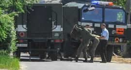 Uwaga! Na placu budowy w Toruniu odnaleziono niewybuch