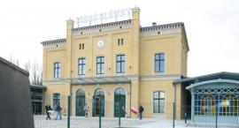 Tak zmienia się Dworzec Główny w Toruniu