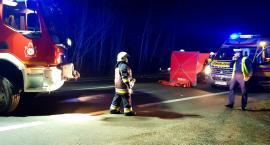 Tragiczny poniedziałek na drogach. Kolejny śmiertelny wypadek pod Toruniem!