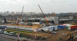 W Toruniu powstaje wielki salon meblowy