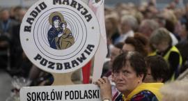 Tysiące sympatyków Radia Maryja przybyło do Torunia, ale zabrakło najważniejszych