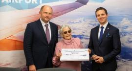 102-letnia torunianka skorzysta z nowego połączenia lotniczego. Wybiera się do Teatru Komedia