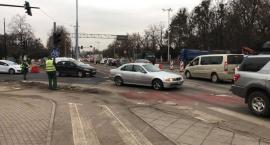 Drogowy armagedon w Toruniu. Centrum miasta totalnie zakorkowane! [FOTO]